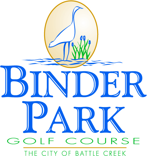 Binder Park Golf color logo